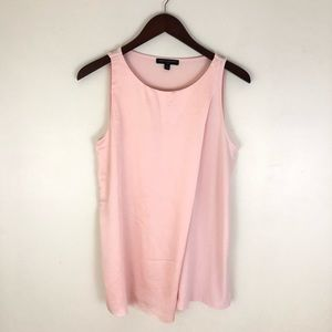 Banana Republic factory blush layered tank